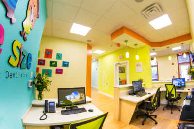 Our Client - Bite Size Pediatric Dentistry - Siegel Constraction.